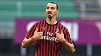"""Ibrahimovic'in kendisine benzettiği sporcu: """"Kafası benim gibi çalışıyor"""""""