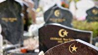 ABD'de Müslüman mezarlığını kundaklama girişimi