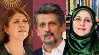 Üçü HDP'li dört vekilin dokunulmazlık dosyası Meclis'te