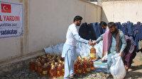 Sadakataşı Afganistan yardımlarını sürdürüyor