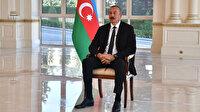 Azerbaycan Cumhurbaşkanı Aliyev: Ermenistan'la ilişkiler kurmak istiyoruz