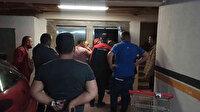 Kargo çalışanı asansör boşluğuna düşerek hayatını kaybetti