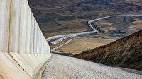 Türk Seddi: Van-İran sınırındaki güvenlik duvarının 20 kilometrelik kısmı tamamlandı