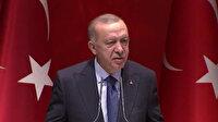 Cumhurbaşkanı Erdoğan'dan Kılıçdaroğlu'na: Allah şifa versin
