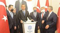 Milli Eğitim Bakanı Özer: Yüz yüze eğitime ara veren okulumuz yok