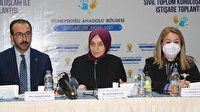 AK Parti'li Usta: Türkiye'de Kürt sorunu yok muhalefet sorunu var