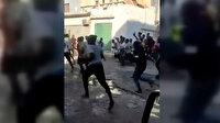 Libya'da yüzlerce Afrikalı sığınmacı barınma merkezinden kaçtı