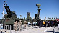 Hisar A+Hava Savunma Sistemi Konya'da sergilendi: 15 kilometre mesafeden vurabiliyor