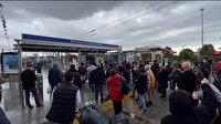 Topkapı-Habipler Tramvay Hattı'ndaki arıza vatandaşa isyan ettirdi: Her şey daha güzel olacak