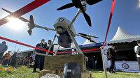 Dünyada örneği yok: Bakan Soylu Türkiye'nin ürettiği lazer silahlı dron'a 'Eren' adını verdi