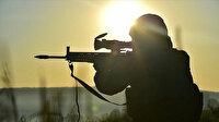 Saldırı girişiminde bulunan beş terörist öldürüldü