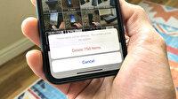 iPhone silinen fotoğrafları geri getirme nasıl yapılır?