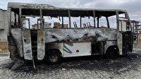 AK Partili meclis üyesinin aracına saldırı: Alev alev yandı