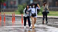 Meteorolojiden İstanbul dahil 10 ile sağanak yağış uyarısı