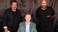 MasterChef jürileri Cumhurbaşkanı Erdoğan'la buluştu: Takipçileri linç kampanyası başlattı