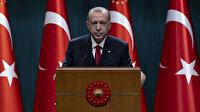Cumhurbaşkanı Erdoğan: Suriye'den ülkemize yönelik terör saldırılarıyla ilgili artık tahammülümüz kalmadı