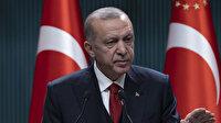 Cumhurbaşkanı Erdoğan: Milletimizin mağduriyetine sebep olan fırsatçıları yakından takip ediyoruz