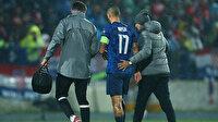 Trabzonspor'un yıldızı Marek Hamsik milli takım maçında sakatlandı