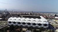 Yeni stadyumun açılışını Cumhurbaşkanı Erdoğan yapacak