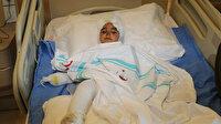 Annesi ekmek pişirirken tandıra düştü: Minik Eylül feci şekilde yaralandı