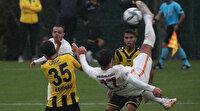 Galatasaray'ın hazırlık maçında gol yağmuru