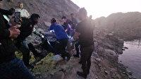 Tunceli'de yıkanmak için su dolu çukura giren Afgan çoban boğuldu