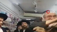Akıllı telefon satın almak isteyen Ultra-Ortodoks Yahudi genç mağazada darp edildi