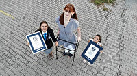 Boyu tam 2 metre 15 santim: Karabüklü Rümeysa Guinness Rekorlar Kitabı'nda