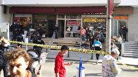 Konfeksiyoncuyu iş yerinde öldürdü: Çevredekiler yakalayıp polise teslim etti