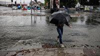Meteorolojiden kuvvetli yağış uyarısı: Olumsuzluklara karşı dikkatli olun