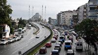 Karadeniz Sahil Yolu'nu kilitleyen kaza: 5 kilometre kuyruk oluştu