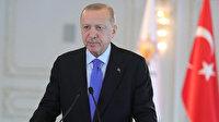 Cumhurbaşkanı Erdoğan Hollanda'daki UDB yöneticileri ve Türk gazetecilere seslendi