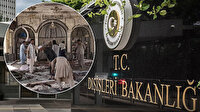 Dışişleri Bakanlığından Afganistan'da camiye düzenlenen saldırıya kınama