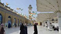 Bağdatlılar Şeyh Abdulkadir Geylani Camii ve Türbesi'nin açılışı için Cumhurbaşkanı Erdoğan'ı bekliyor