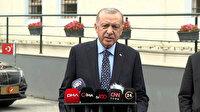 Cumhurbaşkanı Erdoğan'dan Suriye'ye harekat açıklaması: Bundan sonraki süreç çok daha farklı devam edecek