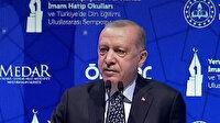 Cumhurbaşkanı Erdoğan: Bu hikaye kıyafeti sebebiyle üniversite kapılarında gözyaşı döken kızlarımızın hikayesidir