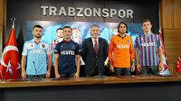 Trabzonspor'da 4 oyuncunun sözleşmesi uzatıldı