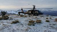 Pençe Şimşek ve Pençe Yıldırım Operasyonları ile 13 PKK'lı terörist daha etkisiz hale getirildi