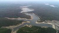 İstanbul'un barajlarında son durum: Doluluk oranı düşüyor