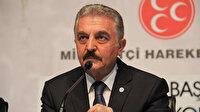 MHP'den 'Bozkurtları yasaklayın' kampanyası başlatan Ermeni komitesi ANCA'ya tepki: Yürü ANCA gidersin