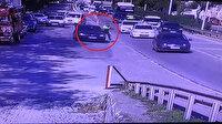 Denetimden kaçtı trafik polisini ölüme sürükledi: Sürücü CHP'li başkan vekili çıktı