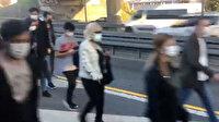 Metrobüs arızalanınca yolcular Topkapı'dan Cevizlibağ'a yürüdü