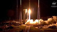 NASA'nın uzay aracı 'Lucy' Jüpiter yolculuğuna başladı
