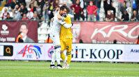 Maçın spikeri tarif etti, Erdem Özgenç golü attı