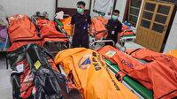 Endonezya'da nehir temizliğinde facia: 11 çocuk boğuldu