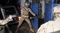 'Cono aşiretine' 500 polisle şafak operasyonu: Çok sayıda gözaltı var