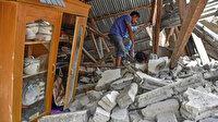Bali Adası'nda deprem: Üç kişi hayatını kaybetti