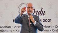 Numan Kurtulmuş'tan Kılıçdaroğlu'na: Zihninizin arkasında 28 Şubat gibi bir tarih mi var?