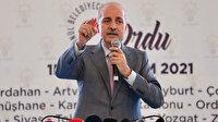 Numan Kurtulmuş'tan Kılıçdaroğlu'nun bürokratlarla ilgili sözlerine tepki: Dilinizin altındaki baklada 28 Şubat gibi bir tarih mi var