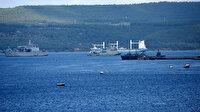 NATO savaş gemileri, 'Nusret-2021 Davet Tatbikatı' için Çanakkale'de